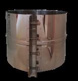 Sauna Rookkanaal DW  150mm 1meter _
