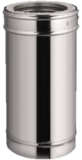 Sauna Kachelpijp DW  150mm 1meter zonder klemband_