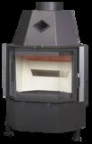 inbouwhaard hout Hark 600-57 K ECOplus rendement 84,9 met fijnstoffilter _