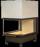Inbouwhaard Hark 550-30 LH zonder fijnstoffilter rendement 78_