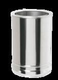Dubbelwandig L=500 mm met nisbus 150/215 mm Hark Premium_
