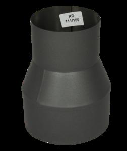 Verloopstuk Isotube 111 - 150 Grijs-Antraciet