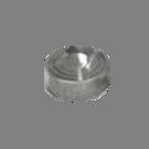 Holetherm enkelwandig rookkanaal 150mm Losse deksel T-stuk