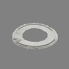 Holetherm enkelwandig rookkanaal 150mm Rozet