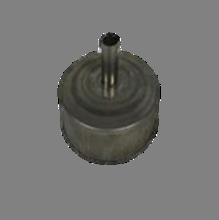 Holetherm enkelwandig rookkanaal 200mm Losse deksel T-stuk met Kondens Afvoer