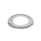 Holetherm enkelwandig rookkanaal 200mm Rozet