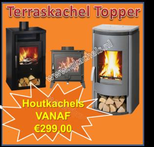 Terraskachel Topper