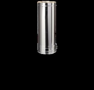 Dubbelwandig L=500 mm 180/245 mm Hark Premium