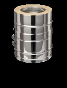 Dubbelwandig L=250 mm 200/265 mm Hark Premium