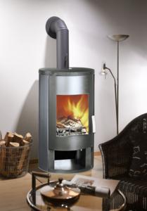 Wamsler Rona staal grijs 8 kW